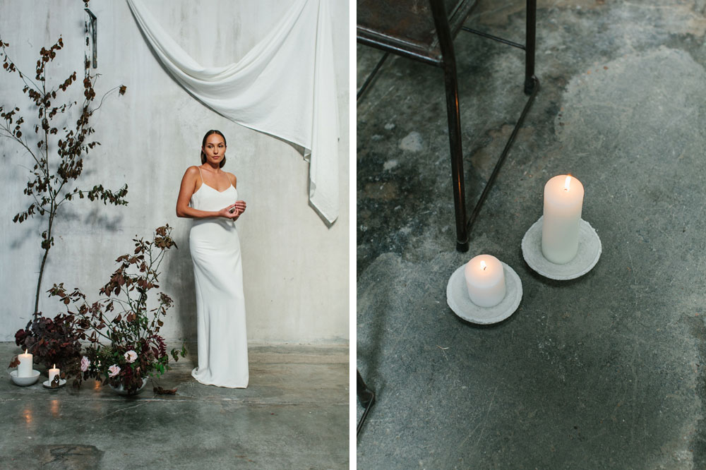 Editorial Wedding Minimal Atelier Blanc Malvinaphoto 3